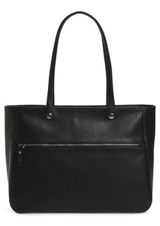 Longchamp Le Foulonné Leather Tote