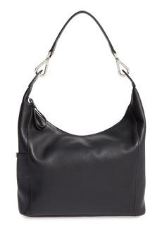 Longchamp 'Le Foulonne' Leather Hobo Bag