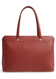 Longchamp Le Foulonne Leather Tote