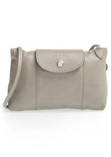 Longchamp Le Pliage - Cuir Crossbody Bag