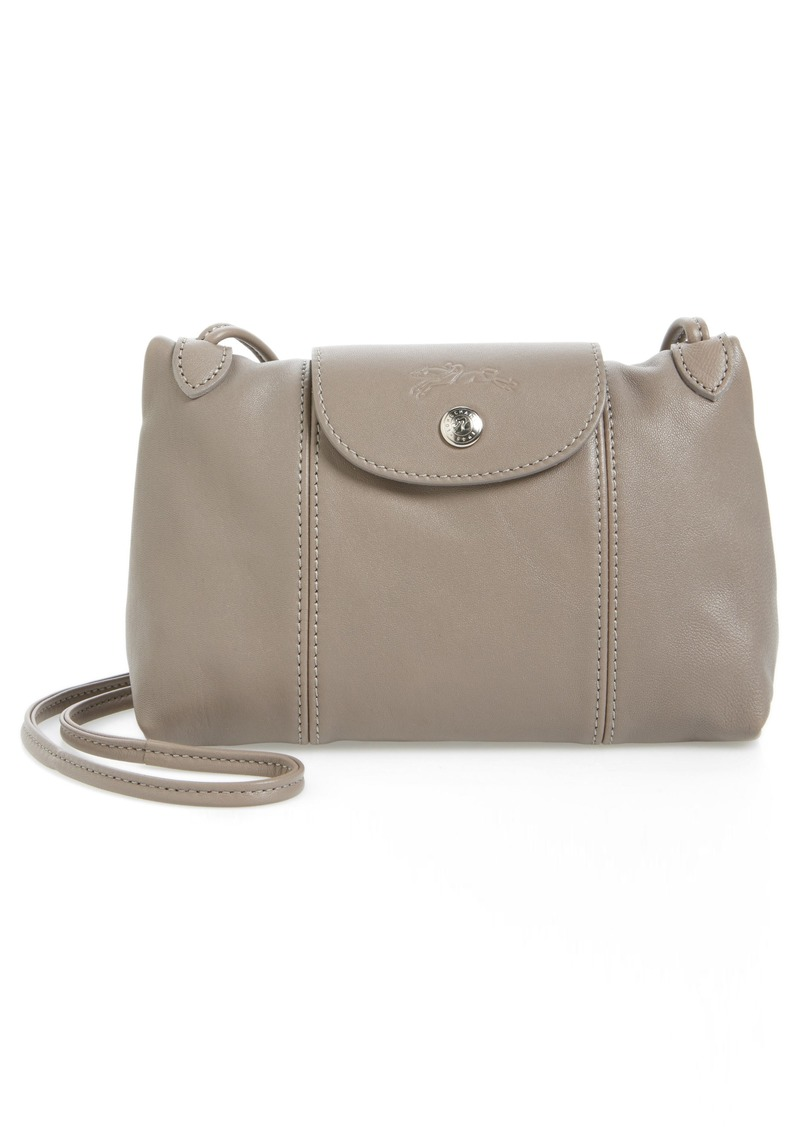 9e02d436a57a Longchamp Longchamp Le Pliage - Cuir Crossbody Bag