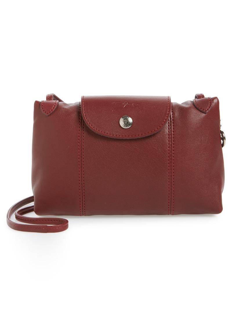 Longchamp Longchamp Le Pliage - Cuir Crossbody Bag  34e747bad6949