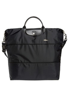 Longchamp Le Pliage 21-Inch Expandable Nylon Travel Bag