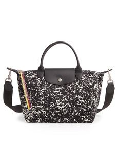 Longchamp Le Pliage Appaloosa Canvas Top Handle Top