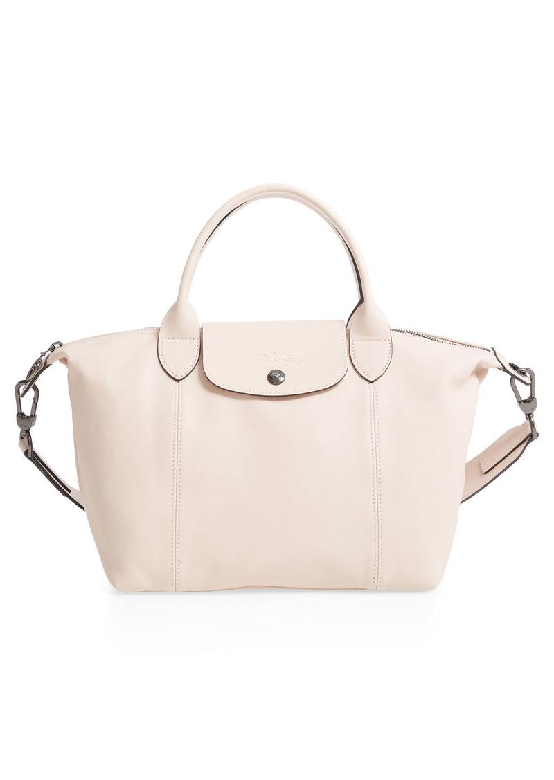 Longchamp Longchamp Le Pliage Cuir Leather Shoulder Bag | Handbags