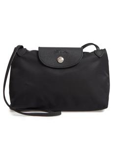 Longchamp Longchamp Penelope Leather Crossbody Bag  d44924faffa30