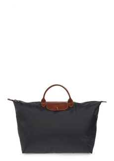 Longchamp 'Le Pliage' Overnighter