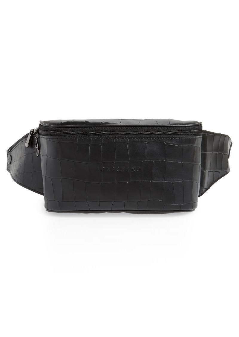 Longchamp Leather Belt Bag