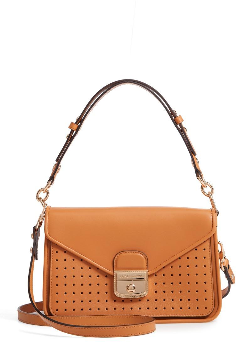 Longchamp Longchamp Mademoiselle Calfskin Leather Crossbody Bag ... 52e30042a0e6d