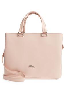 Longchamp 'Medium Honore 404' Leather Tote