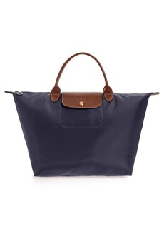 Longchamp 'Medium Le Pliage' Nylon Top Handle Tote
