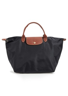 Longchamp 'Medium Le Pliage' Top Handle Tote