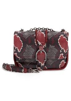 Longchamp Mini Amazone Convertible Leather Crossbody Bag