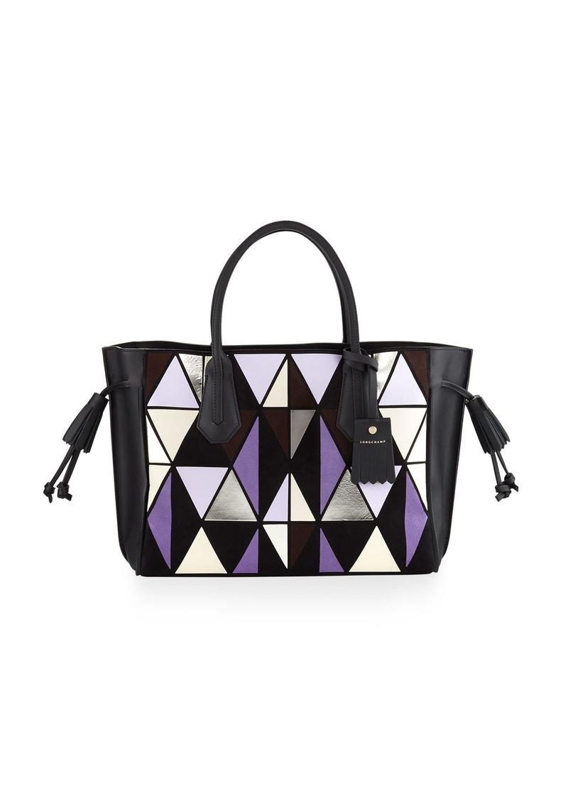 4ad3b1179668 Longchamp Longchamp Penelope Arty Medium Tote Bag