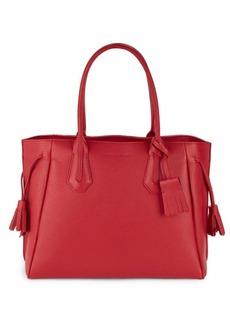 Longchamp Penelope Leather Shoulder Bag