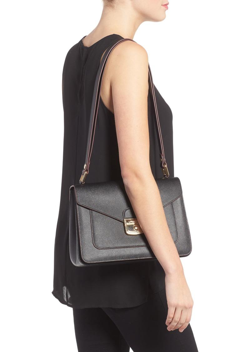 Longchamp Longchamp Pliage Heritage Leather Shoulder Bag | Handbags