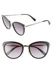 Longchamp Roseau 54mm Cat Eye Sunglasses