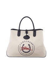 4d7ecd6a9b9 Longchamp Longchamp Roseau Longchamp 1948 Large Tote Bag | Handbags