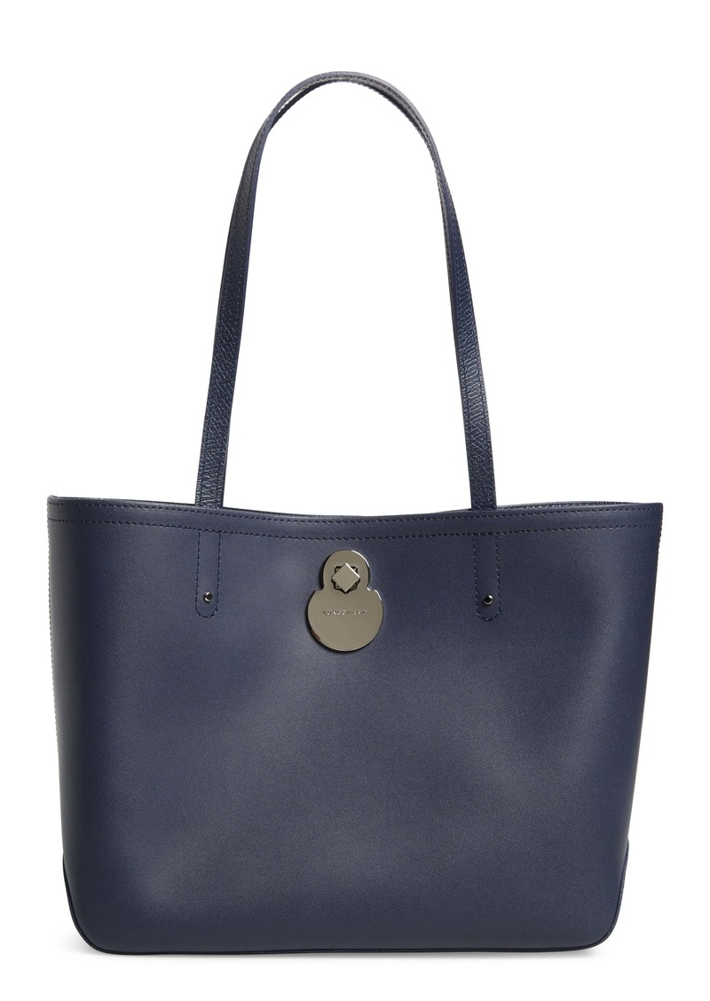 Longchamp Small Cavalcade Leather Tote