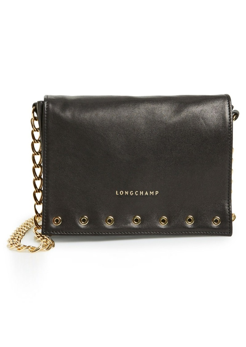 Longchamp Longchamp  Small Paris Rocks  Leather Crossbody Bag  1eda50c279777