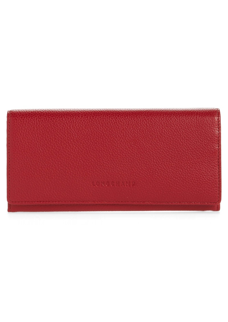 Longchamp Longchamp Veau Foulonne Continental Wallet | Handbags