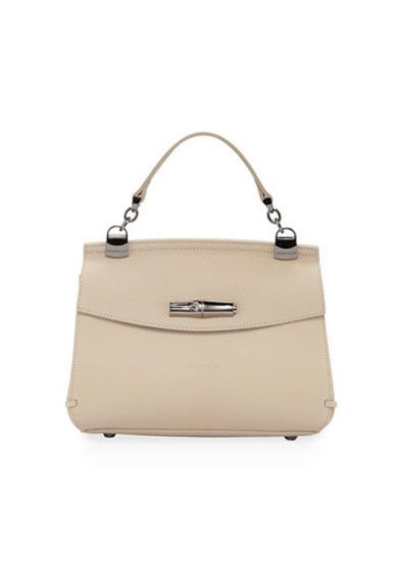 Longchamp Madeleine Leather Crossbody Bag  f21b9f00c1977