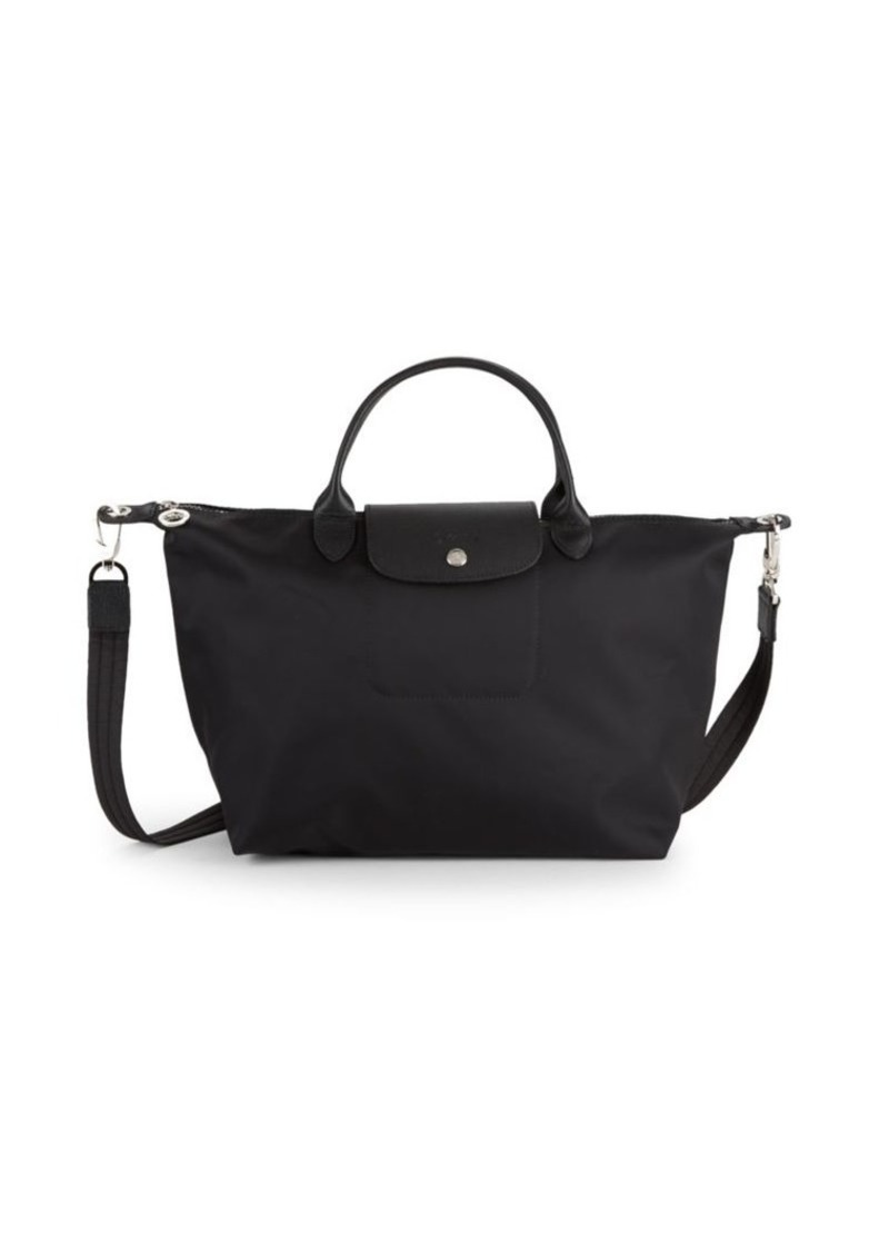Longchamp Medium Le Pliage Neo Top Handle Bag