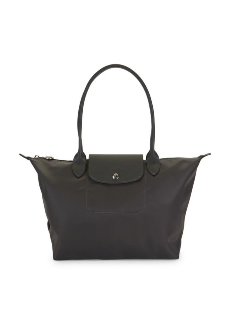 Longchamp Nylon Shoulder Bag
