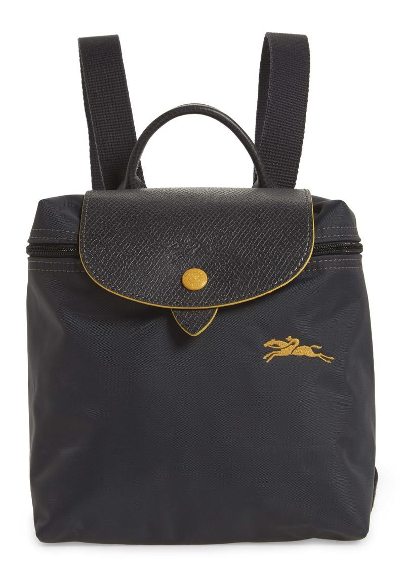 Longchamp Pliage Mini Size Backpack