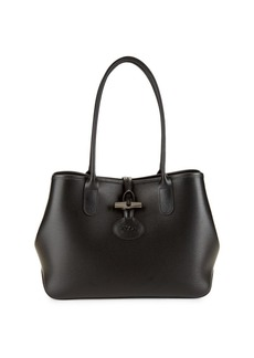 Longchamp Roseau Leather Shoulder Bag