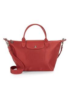 Longchamp Small Le Pliage Top Handle Bag