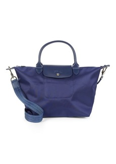 Longchamp Small Le Pliage Neo Top Handle Bag
