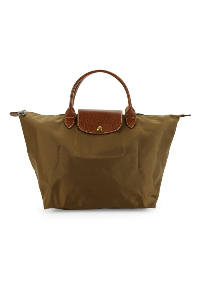 Longchamp Le Pliage Top Handle Tote
