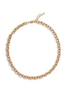Women's Loren Stewart Xxl Round Link Necklace