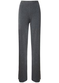 Loro Piana Baby Cashmere Knit Straight Leg Pants