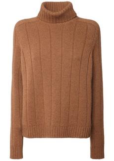 Loro Piana Baby Cashmere Knit Turtleneck Sweater