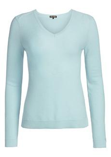 Loro Piana Bahia V-Neck Cashmere Sweater