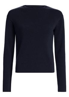 Loro Piana Barchetta Baby Cashmere Sweater