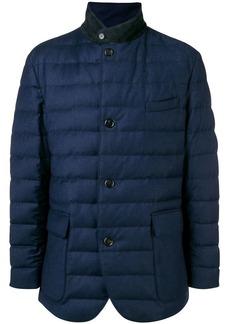 Loro Piana button padded jacket
