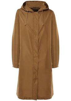 Loro Piana Capp Blaise Wind Silk Rain Coat