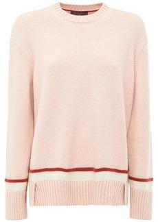 Loro Piana Cashmere Yarn Knit Sweater