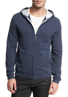Loro Piana Cotton Fleece Hoodie Sweatshirt