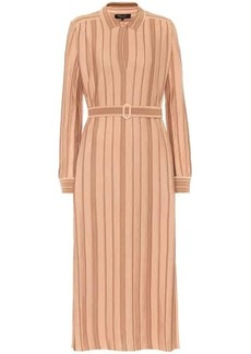 Loro Piana Essaouira cashmere-blend midi dress