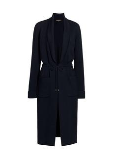 Loro Piana Fifth Avenue Cashmere & Silk Cardigan