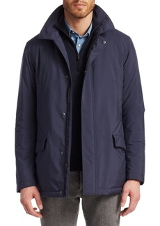 Loro Piana Firenze Utility Coat