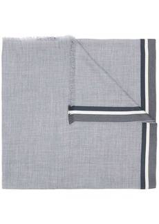 Loro Piana frayed scarf