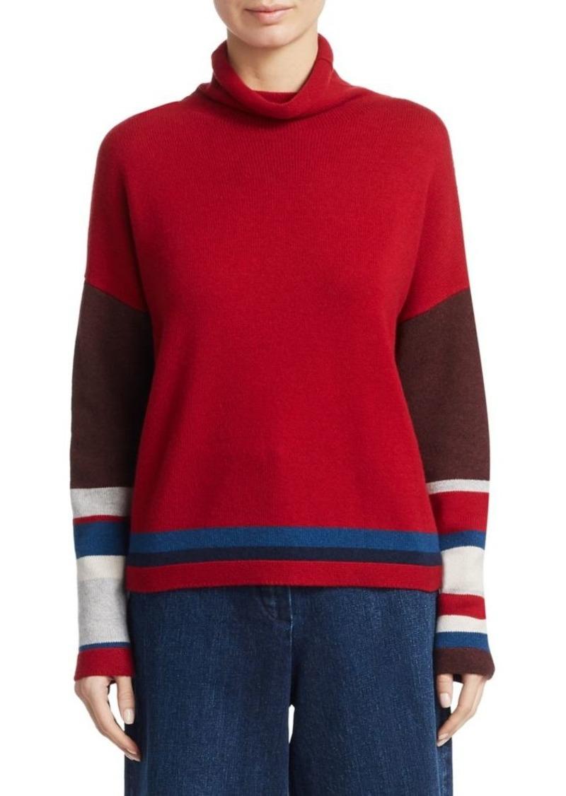 13f23a24e Loro Piana Graphic Wear Baby Cashmere Turtleneck