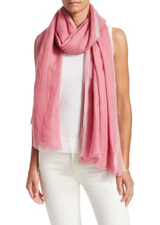 Loro Piana Linen, Virgin Wool & Silk Scarf
