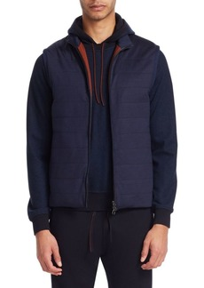 Loro Piana Cape York Full-Zip Vest