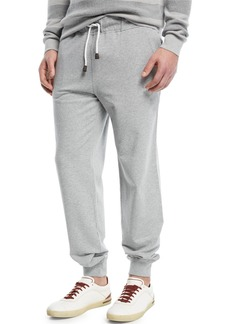 Loro Piana Cotton Fleece Sweatpants